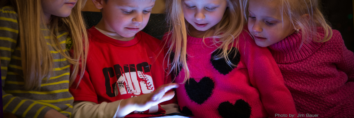 Screen Time Draining Your Kids Batteries