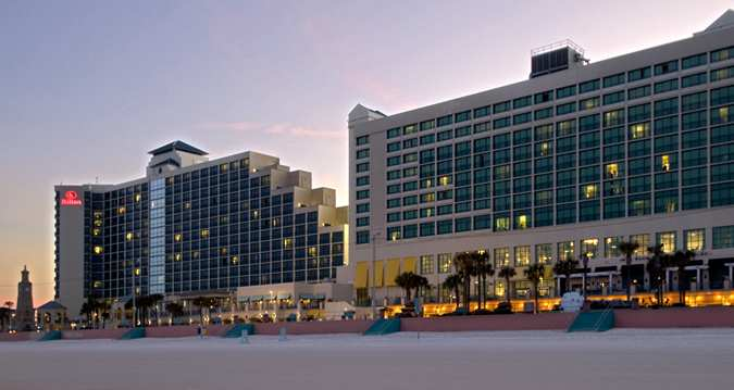 Hilton Daytona Beach, Stay for the Sunshine Classic